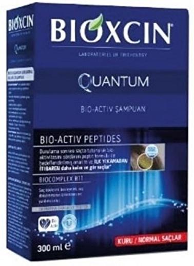 Bioxcin Quantum Kuru ve Normal saçlar için Şampuan 300 ml Renksiz